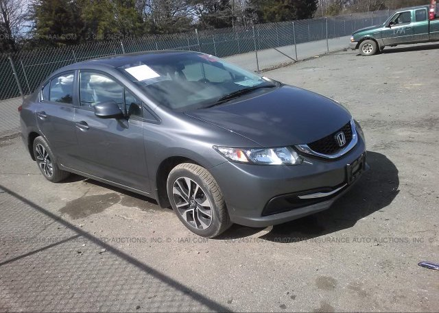 Inventory #680236025 2013 Honda CIVIC