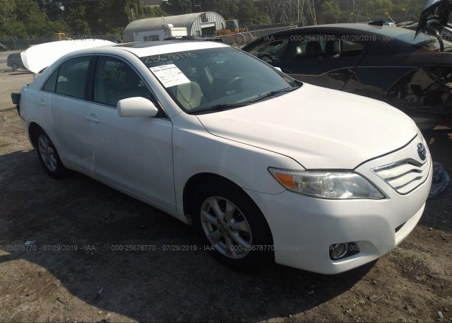 Inventory #764711471 2011 TOYOTA CAMRY