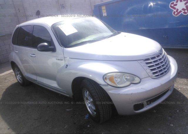 Inventory #640015385 2006 Chrysler PT CRUISER