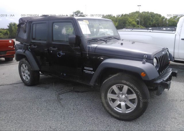 Inventory #313670764 2013 JEEP WRANGLER UNLIMITE