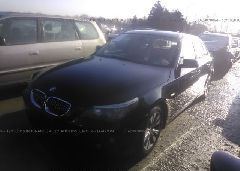 2006 BMW 550 - WBANB53506CP00982 Right View
