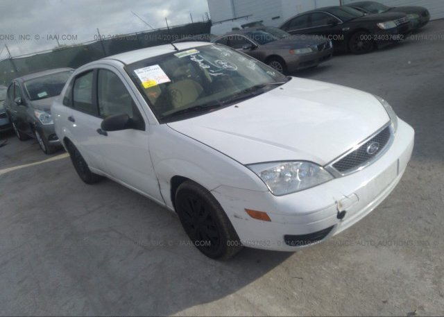 Inventory #238117396 2007 FORD FOCUS