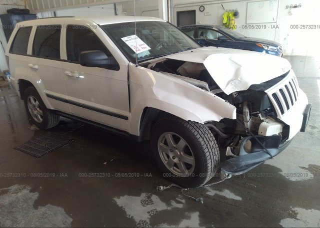 Inventory #361621565 2008 JEEP GRAND CHEROKEE