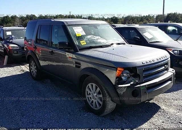 Inventory #637013072 2007 Land Rover LR3