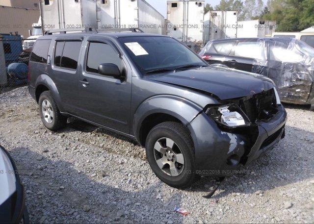 Inventory #222328772 2012 Nissan PATHFINDER