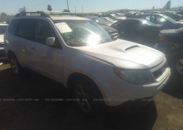 Inventory #145897983 2009 Subaru FORESTER