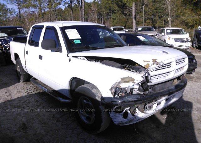 Inventory #554526532 2000 Dodge DAKOTA