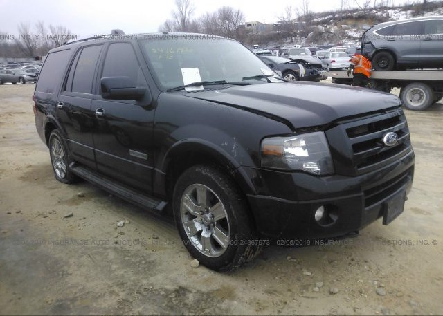 Inventory #356389123 2008 FORD EXPEDITION