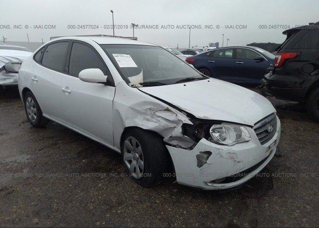 Inventory #511458198 2009 Hyundai ELANTRA