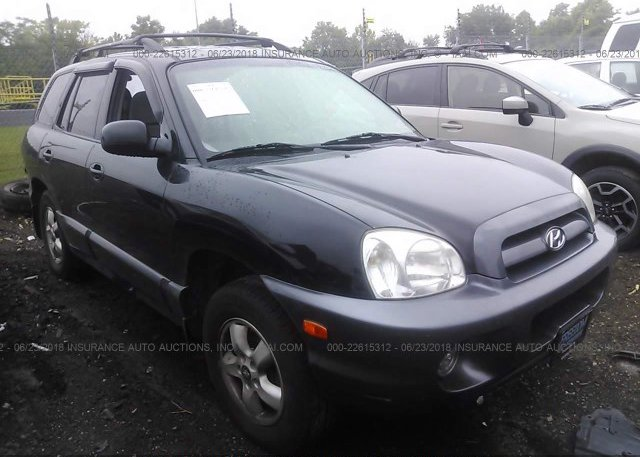 Inventory #507641883 2006 Hyundai SANTA FE