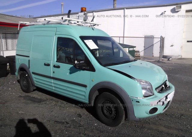 Inventory #114331812 2011 FORD TRANSIT CONNECT