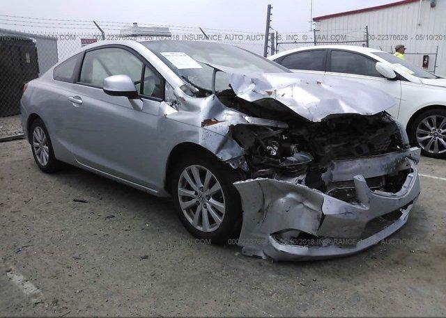 Inventory #102037760 2012 Honda CIVIC