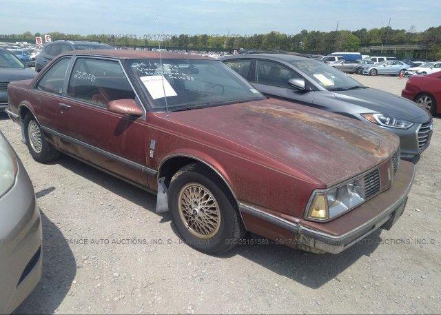Inventory #447791656 1986 Oldsmobile DELTA 88