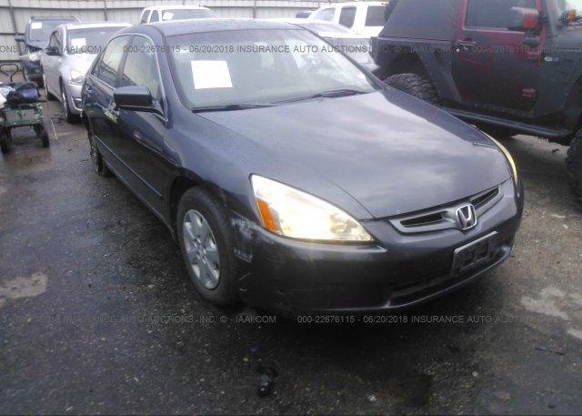 Inventory #717860525 2003 Honda ACCORD