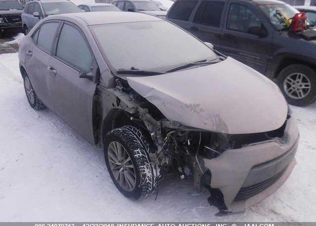 Inventory #386572828 2015 Toyota COROLLA