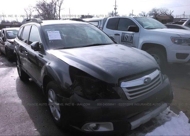 Inventory #482839289 2011 Subaru OUTBACK