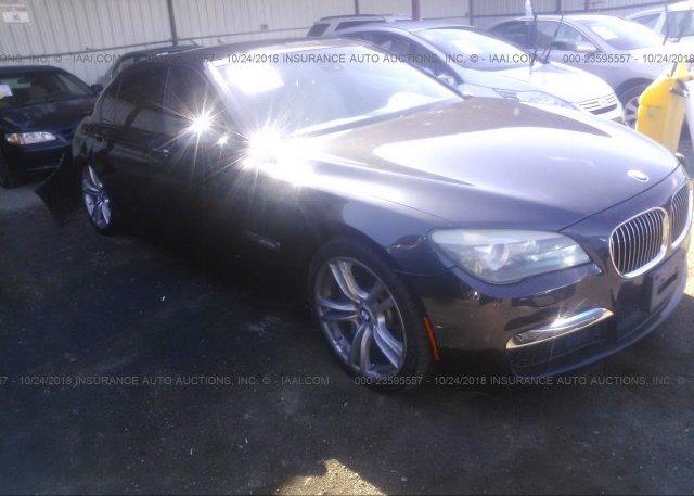Inventory #400175713 2011 BMW 750