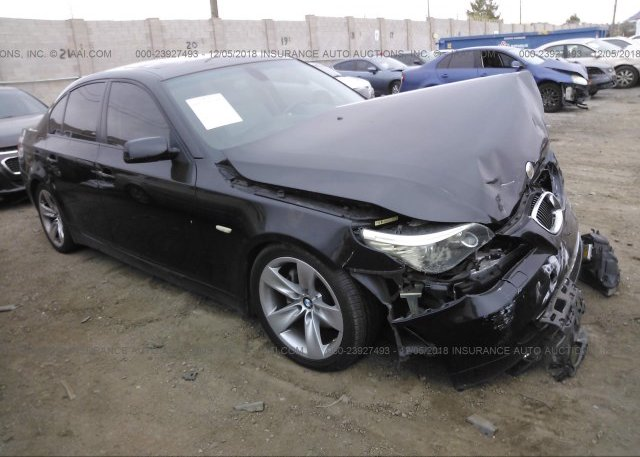 Inventory #925134950 2008 BMW 528