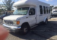 2006 FORD ECONOLINE - 1FDWE35L46HB20518 Right View
