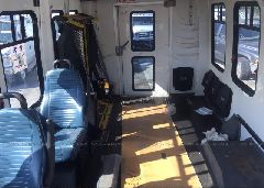 2006 FORD ECONOLINE - 1FDWE35L46HB20518 inside view