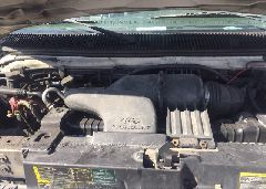 2006 FORD ECONOLINE - 1FDWE35L46HB20518 engine view