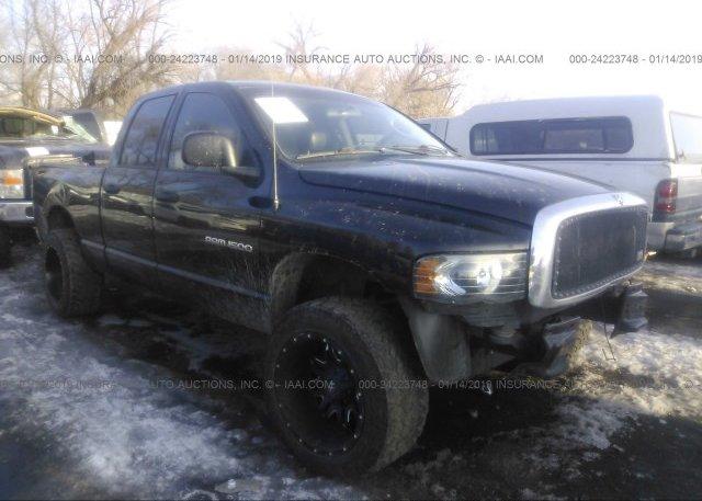 Inventory #535233033 2004 Dodge RAM 1500