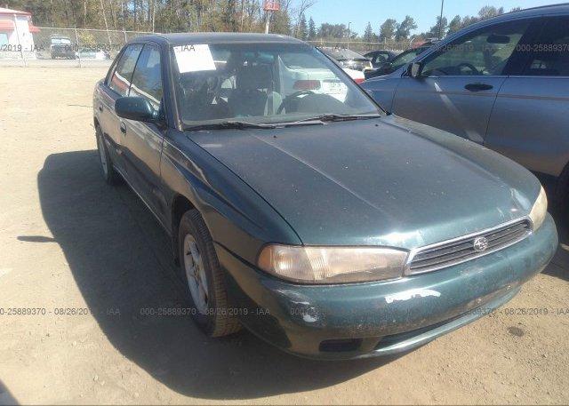 Inventory #474524811 1995 Subaru LEGACY