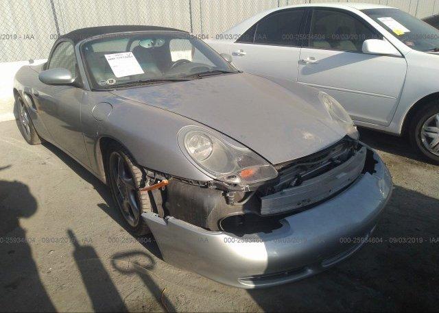 Inventory #836736466 2002 Porsche BOXSTER