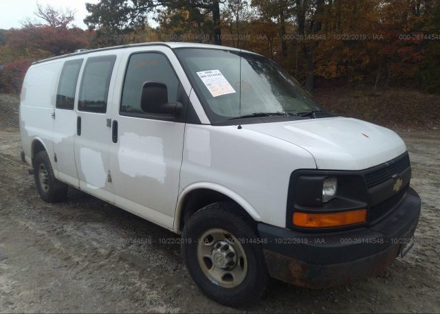 Inventory #985197119 2008 Chevrolet EXPRESS G2500