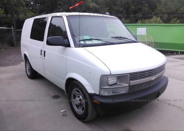 Inventory #651893836 2004 Chevrolet ASTRO