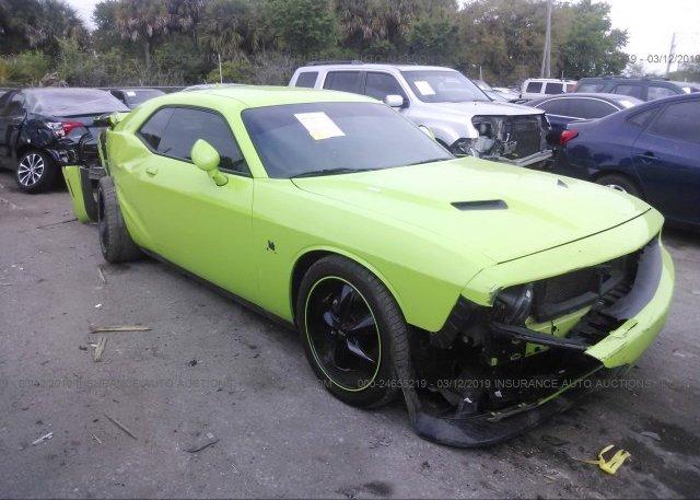 Inventory #972754626 2015 Dodge CHALLENGER
