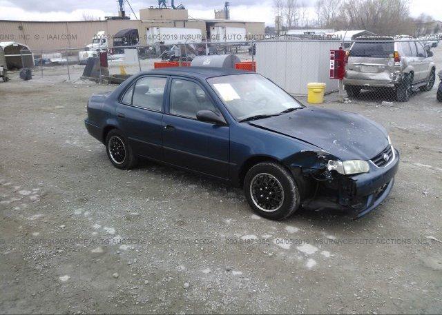 Inventory #776209675 2002 Toyota COROLLA