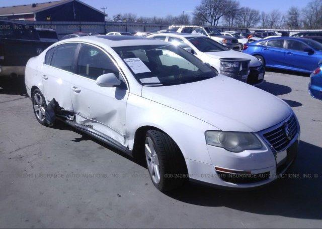 Inventory #318955072 2008 Volkswagen PASSAT