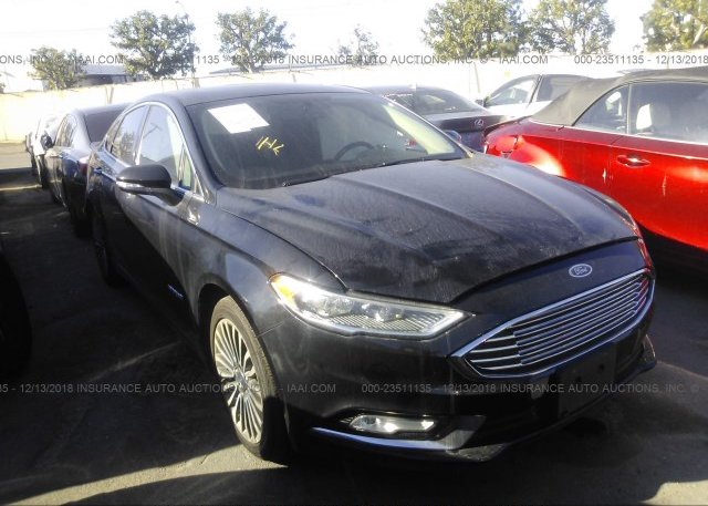 Inventory #811789528 2017 FORD FUSION