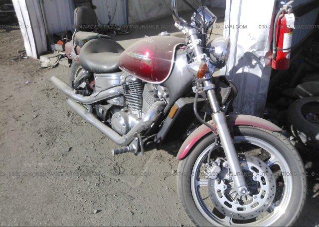 Inventory #438904911 2005 Honda VT1100