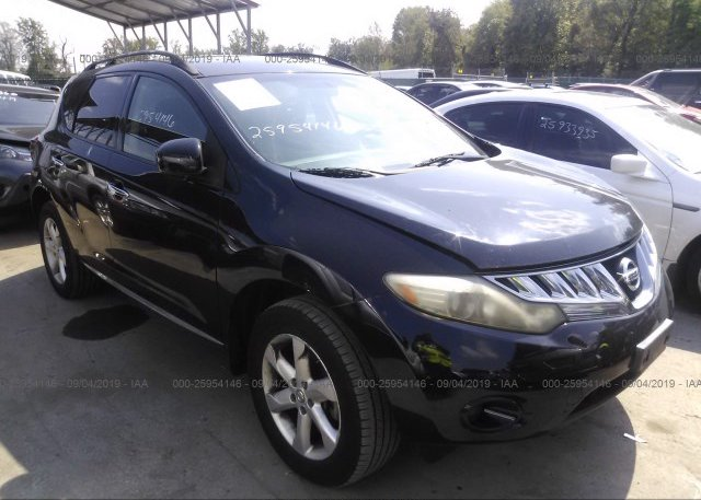 Inventory #108446343 2009 Nissan MURANO