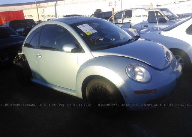 Inventory #208025977 2009 Volkswagen NEW BEETLE