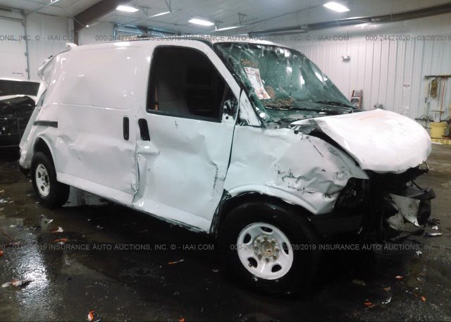 Inventory #268479021 2010 GMC SAVANA