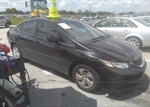 Inventory #509996458 2013 Honda CIVIC