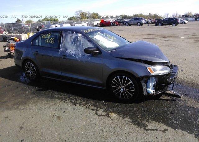 Inventory #478028709 2016 Volkswagen JETTA