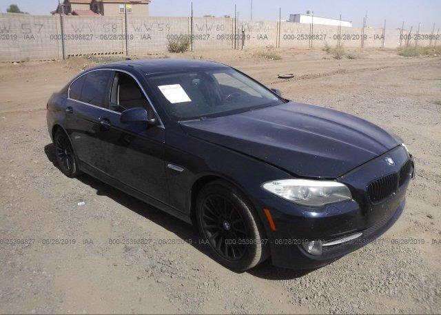 Inventory #760504531 2012 BMW 535