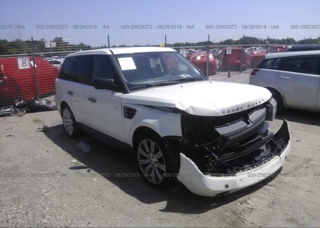 Inventory #228963255 2009 Land Rover RANGE ROVER SPORT