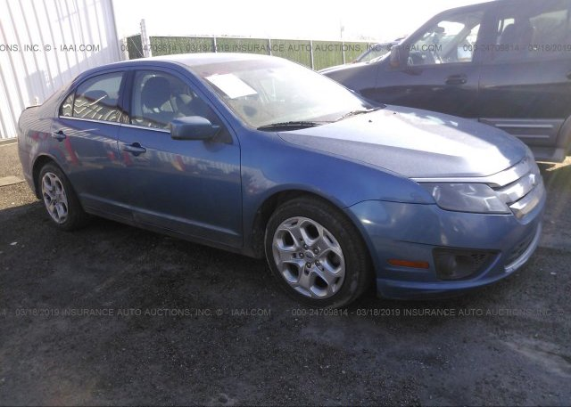 Inventory #667127892 2010 FORD FUSION