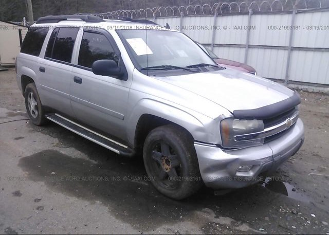 Inventory #757550355 2006 Chevrolet TRAILBLAZER