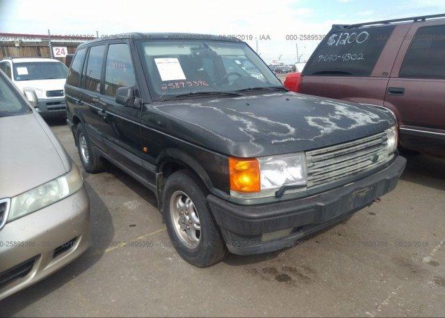 Inventory #900257379 1998 Land Rover RANGE ROVER
