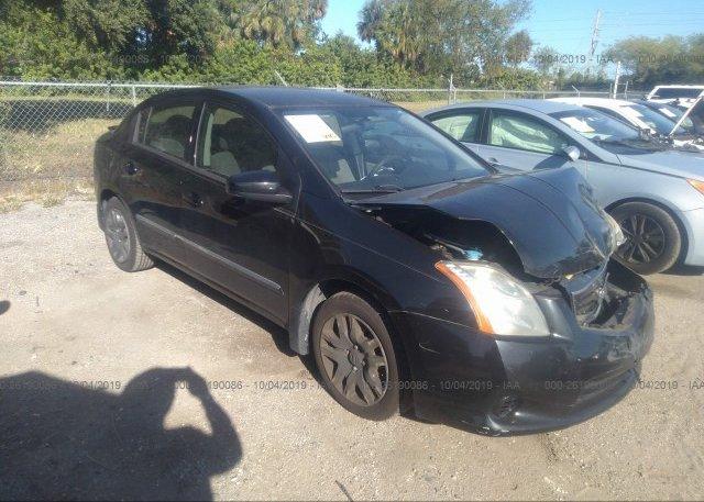 Inventory #746258714 2012 Nissan SENTRA