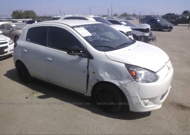 Inventory #239565520 2015 Mitsubishi MIRAGE