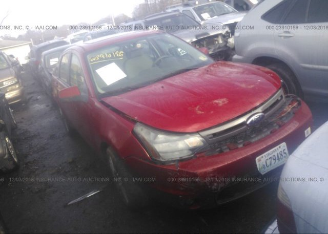 Inventory #898352510 2010 FORD FOCUS