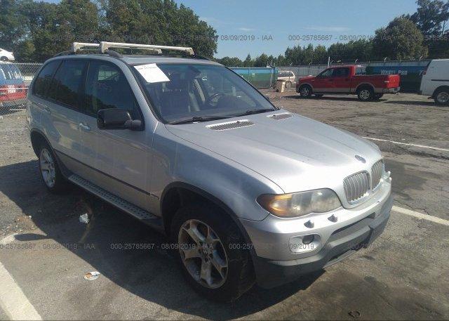 Inventory #153064063 2005 BMW X5