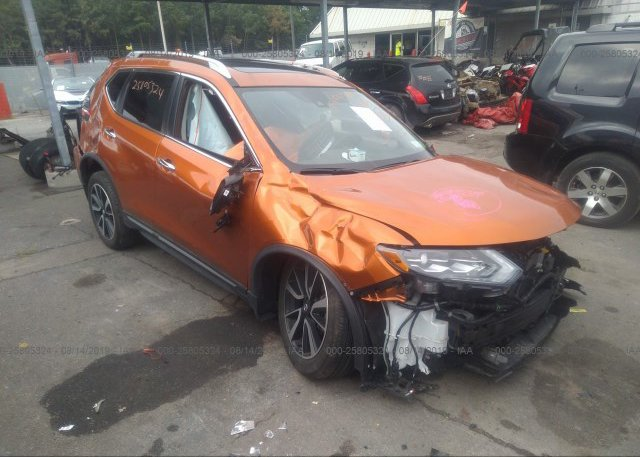 Inventory #107537934 2017 Nissan ROGUE